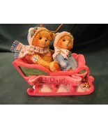 Cherished Teddies.......... Our First Christmas Together - $8.90