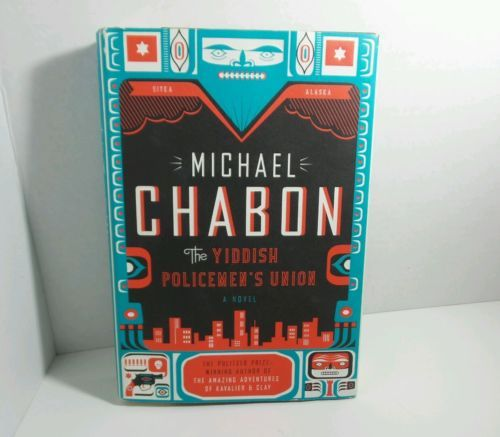 The Yiddish Policemen's Union (Michael Chabon) Hardcover First Edition LIKE NEW