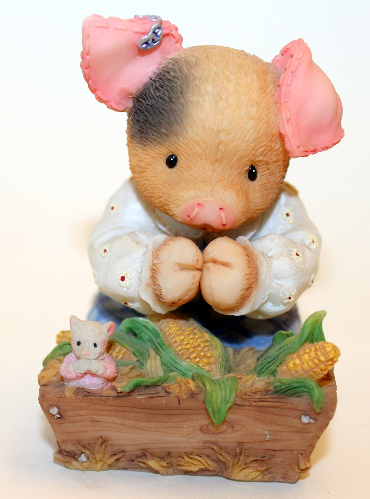 Primary image for This Little Piggy Enesco 1997 Bless This Mess 319538