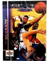 Tracy McGrady Rookie Card 1997-98 Upper Deck #300 NBA HOF Toronto Raptors - $3.91