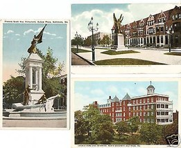 Baltimore, Maryland Postcards              Qty ... - $9.50
