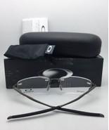 New OAKLEY Eyeglasses WINGSPAN OX5040-0153 53-17 Titanium Polished Black... - $269.95