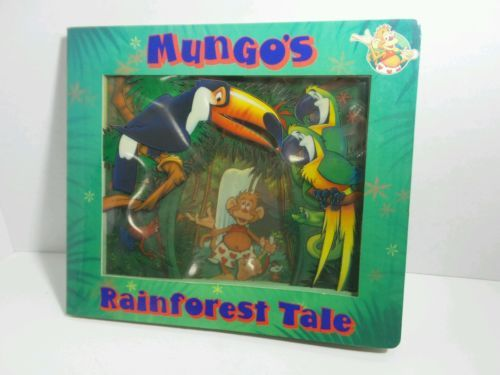 Mungo's Riverbank Tale by Rae Lambert (1995)