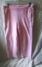 RALPH LAUREN SPORT Women's Pink Sweat Pants Size Small - $9.89