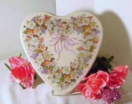 Collectible Valentine Heart Tin - $8.00
