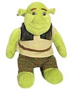 BABW Build A Bear Green Shrek Ogre RETIRED Plush Stuffed Animal Stuffie ... - $39.99