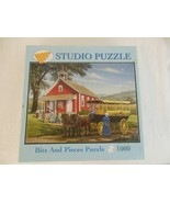"""Bits and Pieces """"Morning Ma'am"""" Jigsaw Puzzle 1000 Pieces - $14.84"""
