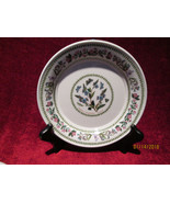 "Portmeirion Variations  bread plate 7 1/4"" speedwell - $17.77"