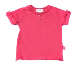 The Children's Place Girls Infant Pink Top Cotton Tee Shirt 12 mos - $3.95