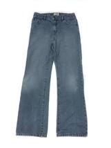 The Childrens Place Bootcut Blue Jeans Pants Denim Boys 12s 12 S Slim - $4.94