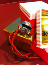 Polar Bear Sleigh Bell Express from Elf Works Lane w I Believe deco box choice image 3