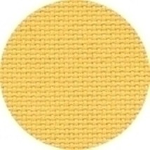 AIDA RIVIERA GOLD  14 Count 18 x 27  by Wichelt  FREE Needle//Needle Threader
