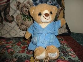 Sheraton Hotel Little Teddy Bear in Robe Inkwell USA - $67.54