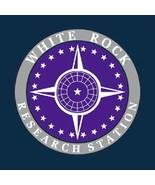 Stargate SG-1 White Rock Research Station Logo T-Shirt NEW UNWORN - $14.50