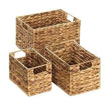 Rectangular Nesting Baskets - $43.99