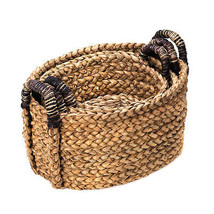 Rustic Woven Nesting Baskets - 3 pc. Set - $54.95