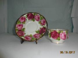Royal Albert Sugar Bowl Old English Rose bone china England Free Shipping  - $29.99