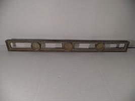 Vintage Sand & Son's aluminum level - $23.02