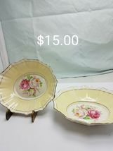 Lot of 2 Royal Albert Mint Dishes bone china England - $10.99
