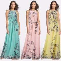 Floral  Print Maxi Dresses - $29.95+
