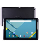 """NuVision 10.1"""" 16GB Android Tablet Intel Quad C... - $127.00"""