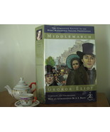 MIDDLEMARCH GEORGE ELIOT HC/DJ UNABRIDGED MOBI... - $13.99