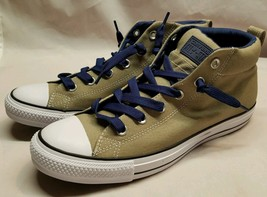 Converse All Stars CT Street Mid Old Silver Unisex Chuck Taylors - $59.99
