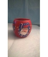 Santa Claus Christmas Candle Holder with Free Shipping - $12.86