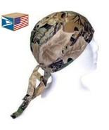 SKULL CAP HAT Real Tree Camo Camouflage HUNTING DU DO DOO RAG NEW WHOLES... - $6.92