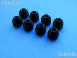 NEW 8pcs Medium (BK) Replacement Set Adapters Eartips Earbuds for Jaybird X3 - $12.39