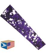 COMPRESSION ARM SLEEVE Purple Digital Camo Camouflage SPORTS SMALL S SAL... - $8.90