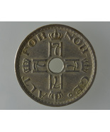 Norway Ore Coin SET: 1926 Norway 50 Ore AND 195... - $12.00