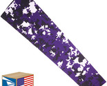 12 LOT COMPRESSION ARM SLEEVE Purple Digital Camouflage SPORTS YOUTH LARGE YL