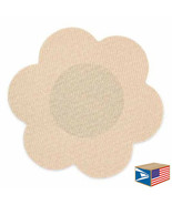 DISPOSABLE NIPPLE COVER Flower PASTIE BOOB ADHESIVE STICKER LOT 10/50/10... - $5.93+