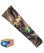 COMPRESSION ARM SLEEVE Real Tree Camo Camouflage HUNTING SPORTS LARGE L ... - $8.90