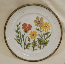 Johnson Brothers Ironstone 4H Floral Design Plate  Made in England - $4.95