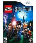 LEGO Harry Potter: Years 1-4 (Nintendo Wii, 2010) - $29.39