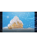 Windy Snowflakes MP4 Video: Moving smp - $5.00