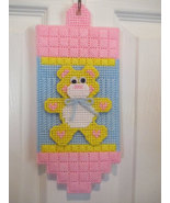 3-D Baby Bear Wall/Window Home Decor Banner Nur... - $8.00