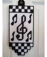 Musical Notes Wall/Window/Home Decor Wall Banne... - $8.00