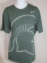 nike spartan sports art green XL T shirt  - $19.78