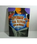Superman on Film, Television, Radio and Broadway Bruce Scivally Used Goo... - $19.95