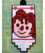 Raggedy Ann Wall/Window/Door Home Decor Banner/... - $8.00