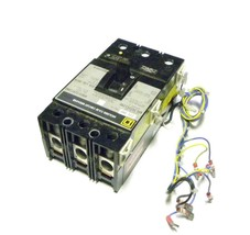 Square D  KHL362251290  Circuit Breaker 3-Pole 225 Amp 600 VAC - $329.99