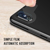 Back Camera Lens Tempered Glass For Xiaomi Pocophone F1 Mi 8 SE A2 Lite ... - $15.46+