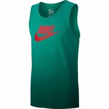 Nike Solstice Futura Men's Tank Top Medium Green729833-351 - $34.95