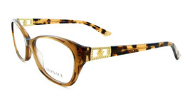 5eda8f7ca2b8 Versace Eyeglasses 3170-B Transparent Brown 5028 VE3170B 52mm -  127.71