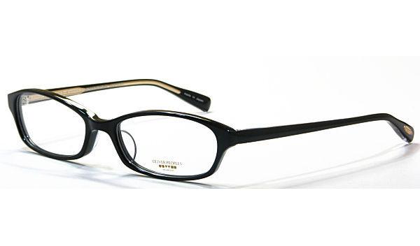 93864ee3258aa Oliver Peoples Eyeglasses Cady 50 Black BK and 50 similar items
