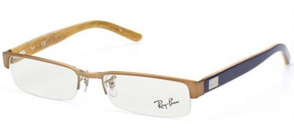 5da754e7f86f3 Ray-Ban Eyeglasses Highstreet 6182 Brown and 50 similar items. S l1600