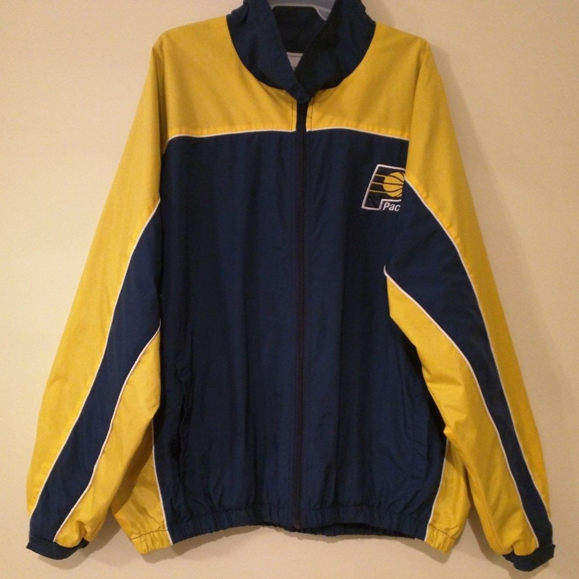brand new 2983e a60f1 G-III Carl Banks - Indiana Pacers WARM-UP and 12 similar items